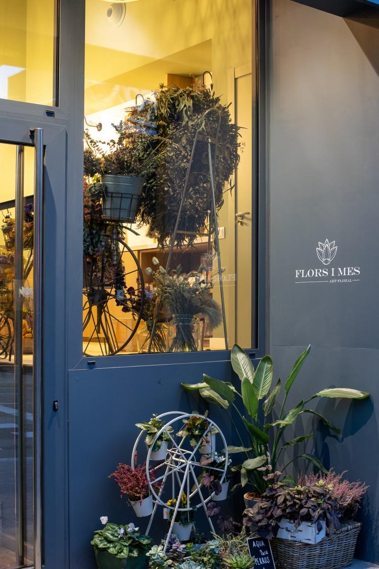 """Floristería """"Flors i Més"""""""