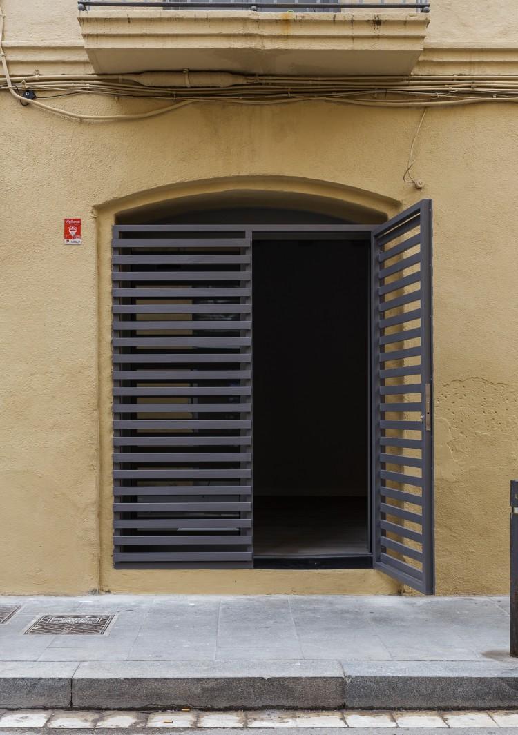 Reforma edificio en Barcelona