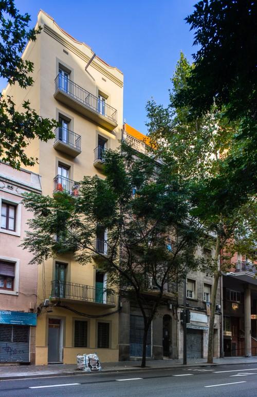 Rehabilitación vivienda en la calle Navas de Tolosa