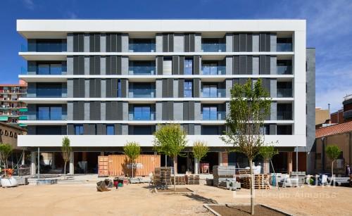 Edificio de 35 viviendas en Badalona