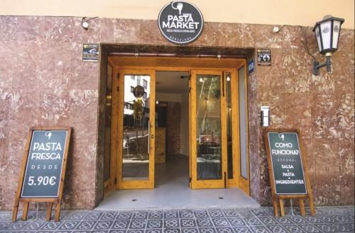"""Restaurante """"Pasta Market"""""""