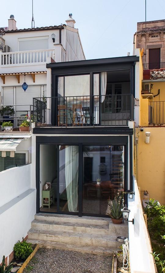 Rehabilitación vivienda unifamiliar