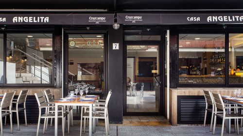 """Reforma en el restaurante """"Casa Angelita"""""""