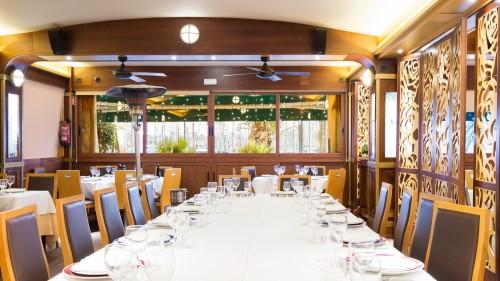 """Reforma en el restaurante """"La barca del Salamanca"""""""