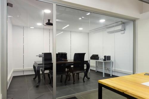 Reforma en oficinas de Martín Mariño