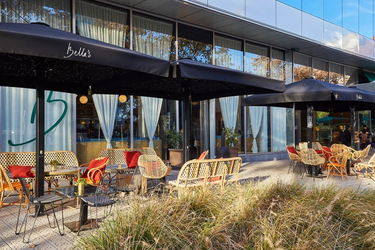 """Reforma restaurante """"Bella's Barcelona"""""""